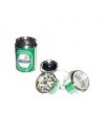 Beer Can Grinder - 3pc 30mm